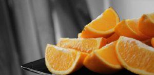 fresh fruit for skin