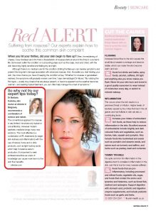 natural health rosacea