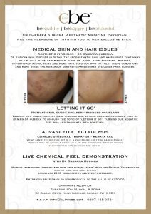 Medical Skin Issues Event